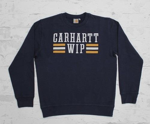 Американская марка Carhartt WIP представила осеннюю коллекцию одежды. Изображение № 2.