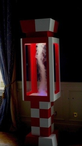 Британские кулинары создали торнадо из виски. Изображение №1.
