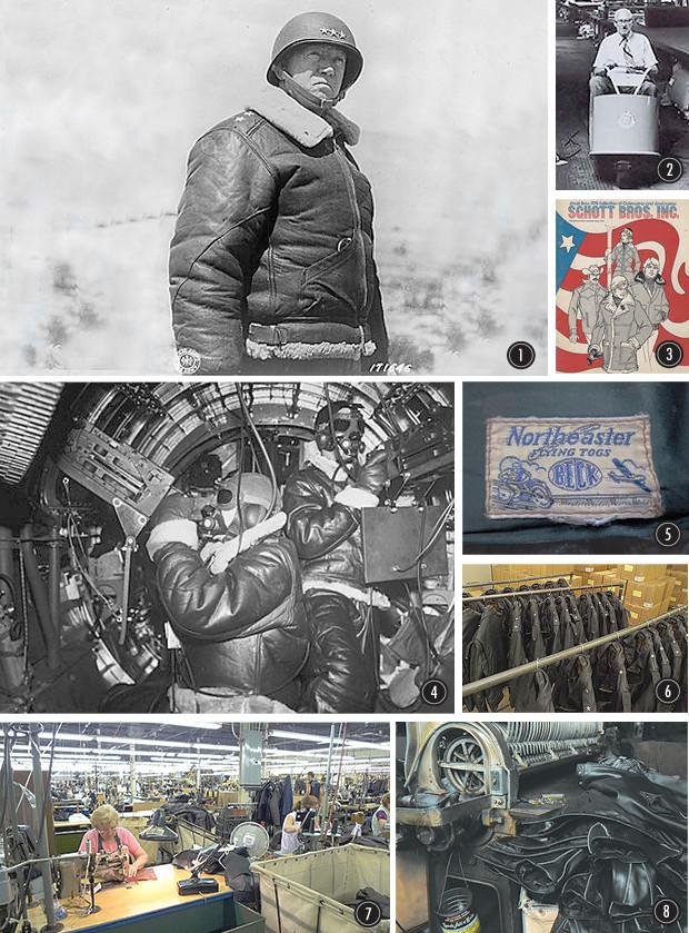 История и знаковые модели марки Schott NYC, создавшей первую в мире косуху. Изображение № 2.
