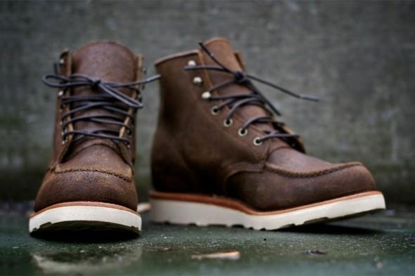 Новая модель обуви дизайнера Ронни Фига и марки Chippewa. Изображение № 1.