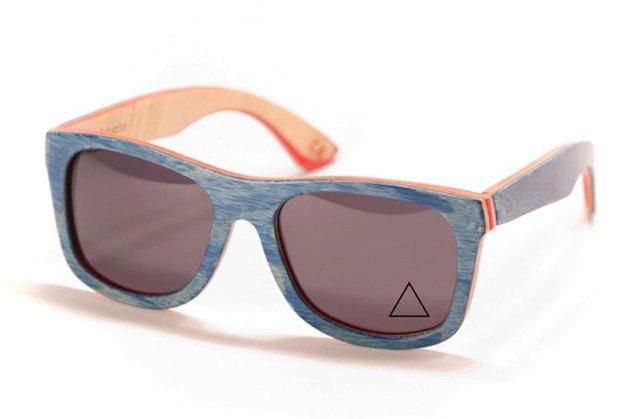 Марка Proof выпустила солнцезащитные очки из скейтбордов. Изображение № 2.