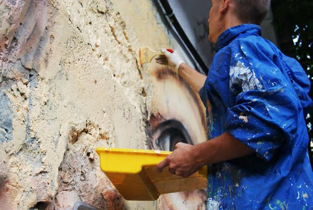 Скетчбук: Уличный художник Nomerz рассказывает о своих избранных работах. Изображение № 12.