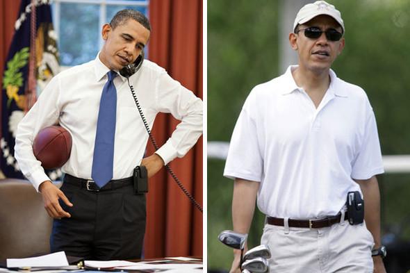 Наглядный пример: Барак Обама. Изображение № 50.
