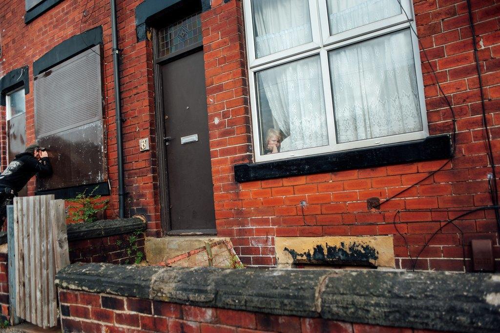 Как британские подростки создают панк-сообщества в заброшенных домах. Изображение № 18.