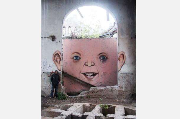 Скетчбук: Уличный художник Nomerz рассказывает о своих избранных работах. Изображение № 24.