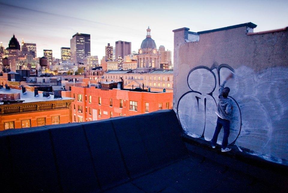 8 знаменитых фотографов, исследовавших мир граффити. Изображение № 29.