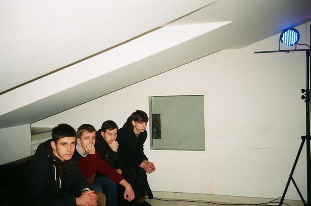 Фотоотчет с гастролей группы Motorama. Изображение №35.