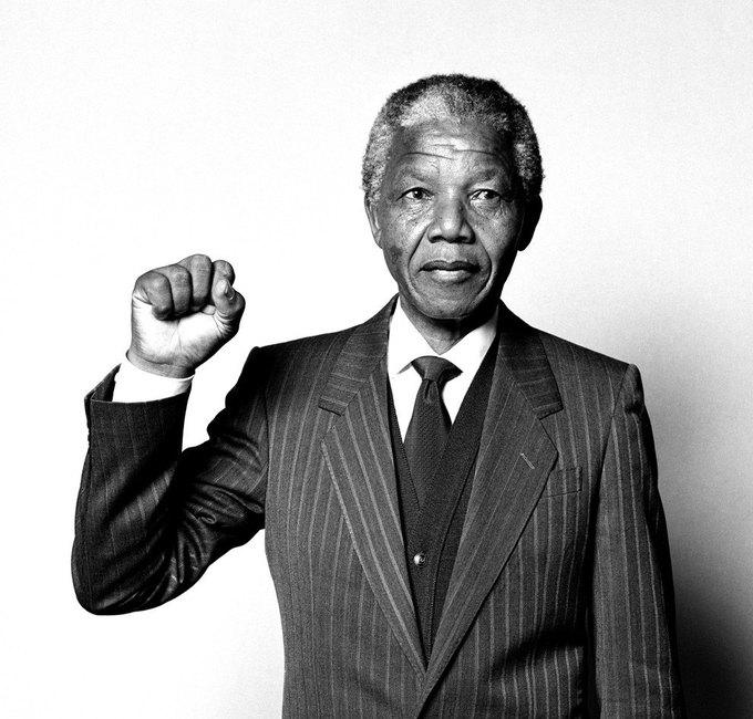 Умер Нельсон Мандела. Изображение № 1.