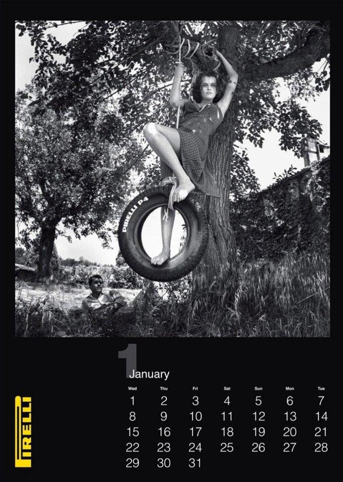 7 эротических календарей на 2014 год. Изображение № 41.