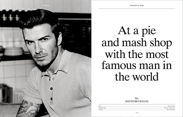 Изображение 3. Men's Digest: обложка Fantastic Man, блог Free/Man о мужских браслетах, распродажа Code7.. Изображение № 3.