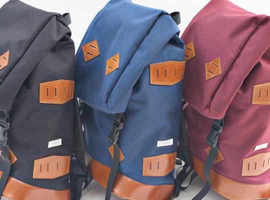 Изображение 1. Компания Victim представила новую линейку рюкзаков.. Изображение № 1.
