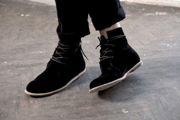 Новая марка: Кожаная обувь Ali Saulidi. Изображение № 13.