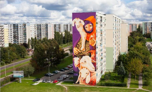 Google Street Art: Онлайн-музей граффити под открытым небом. Изображение № 28.