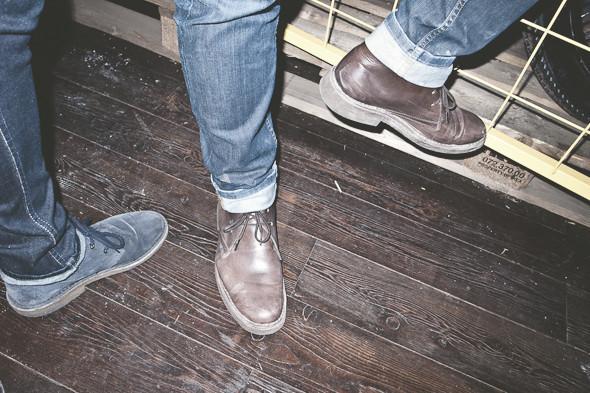 Детали: Репортаж с вечеринки Men At Work. Изображение № 31.