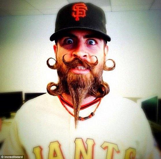 Американец с бородой невероятной формы покоряет блогосферу. Изображение № 4.