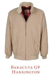 Харрингтоны и G9 Baracuta: Легкие куртки, которые любили Джеймс Дин, Стив Маккуин и Синатра. Изображение № 10.