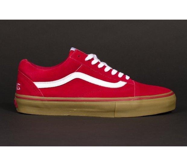 Марка Vans и хип-хоп-группировка Odd Future выпустили совместную коллекцию обуви. Изображение № 4.