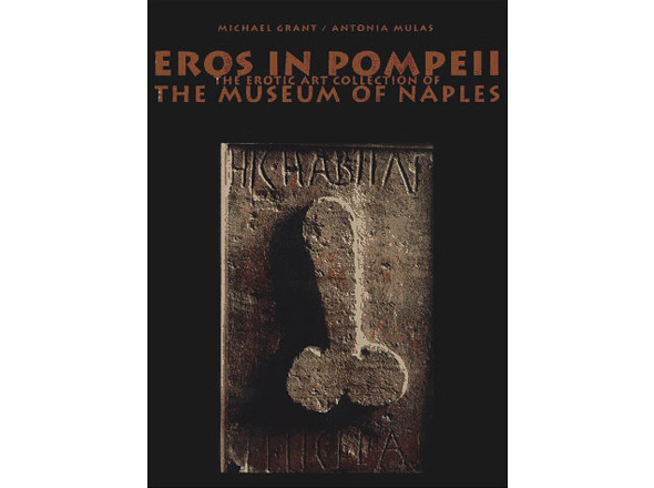 Обложка книги «Eros in Pompeii», издание 1997 года. Изображение № 19.