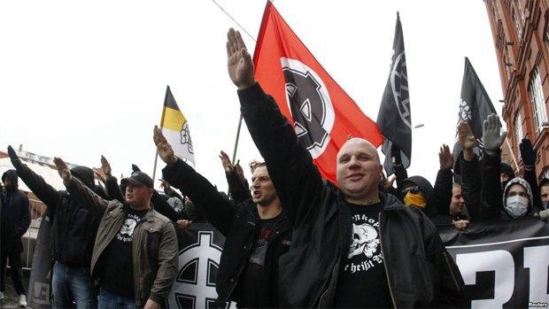 В Москве отменили традиционный «Русский марш». Изображение № 1.