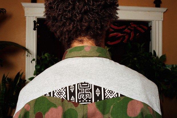 Американский ритейлер Вodega опубликовал лукбук весенней коллекции одежды. Изображение № 10.