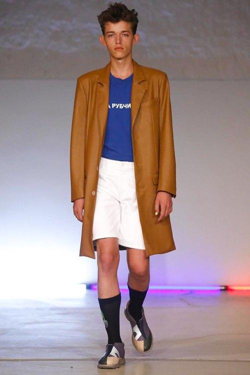 Гоша Рубчинский показал новую коллекцию на Неделе моды в Париже. Изображение № 25.
