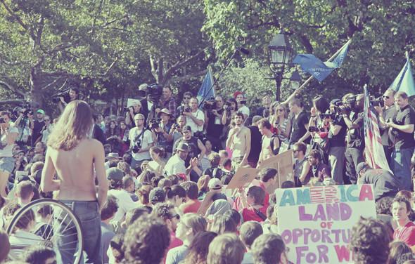 Воруй-оккьюпай: Движение Occupy Wall Street и борьба улиц против корпораций. Изображение № 4.