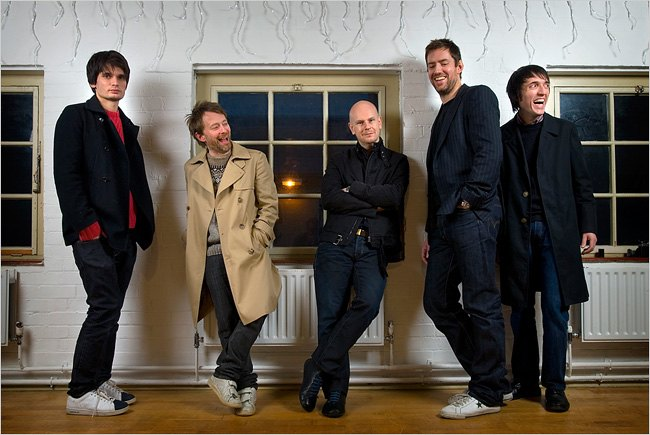 Radiohead осенью приступят к записи нового альбома. Изображение № 1.