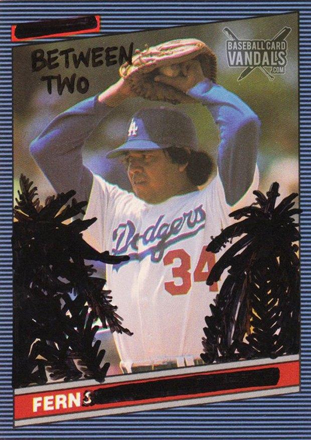 Baseball Card Vandals: Художники иронизируют над спортивными коллекционными карточками. Изображение № 2.