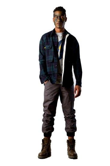 Марка Billionaire Boys Club опубликовала лукбук осенней коллекции одежды своей линейки Bee Line. Изображение № 15.