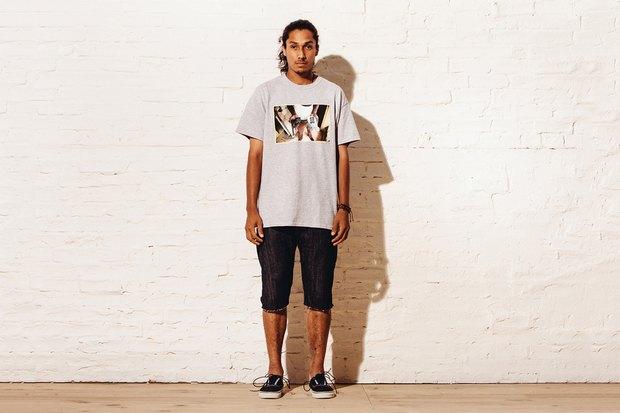 Марка 10.Deep и фотограф Boogie выпустили совместную коллекцию футболок. Изображение № 6.