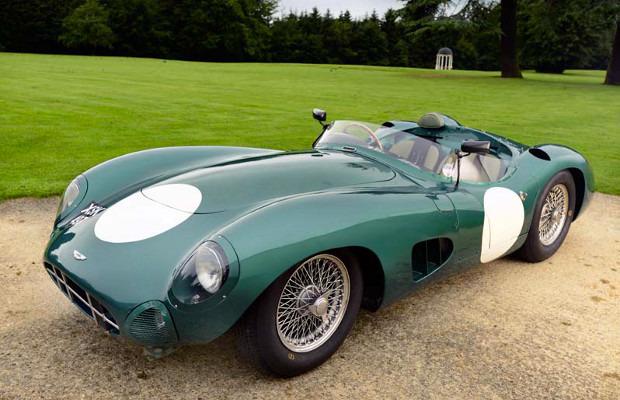 Победитель «Ле-Мана», спорткар Aston Martin DBR1 1957 года, выставлен на аукцион . Изображение № 1.