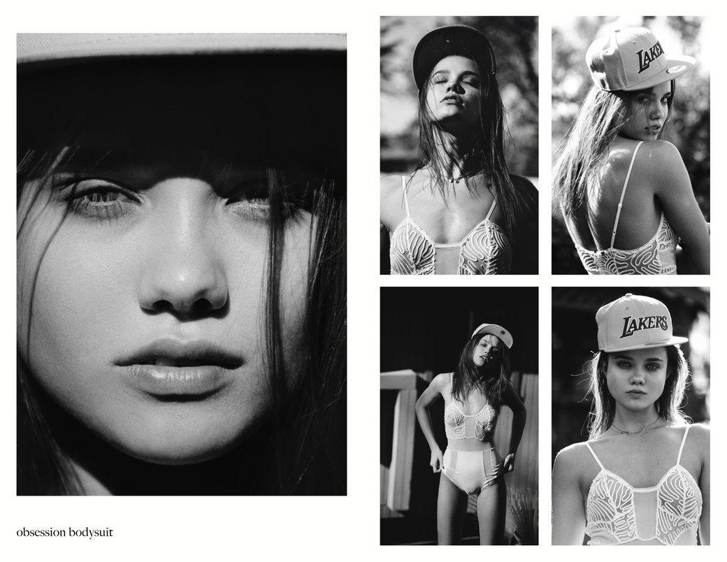 Эротический фотограф Хенрик Пурьенн снял лукбук женского белья для марки For Love & Lemons. Изображение № 25.