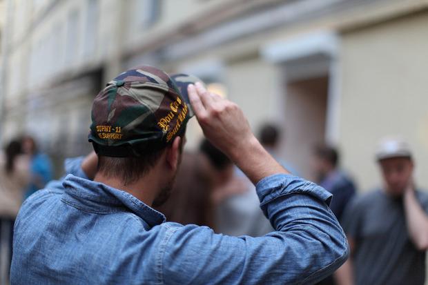 Детали: Репортаж с открытия барбершопа Headbusters. Изображение № 10.