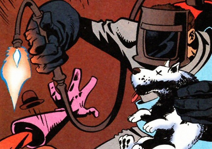 11 супергероев с самыми бесполезными способностями. Изображение № 11.