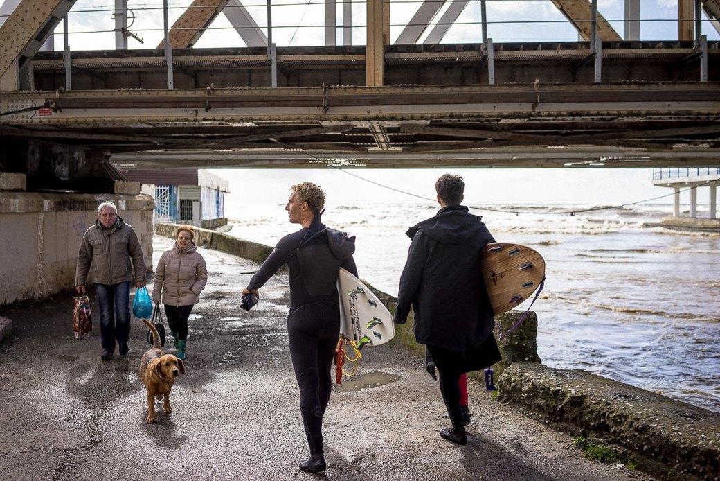 Русская Калифорния: Зачем заниматься сёрфингом в Сочи. Изображение № 16.