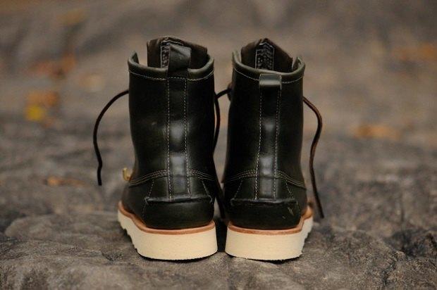 Марка Sebago и дизайнер Ронни Фиг выпустили совместную коллекцию обуви. Изображение № 10.