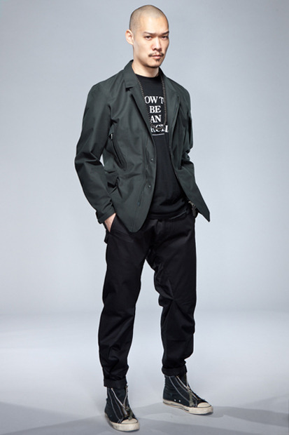 Немецкая марка Acronym выпустила осеннюю коллекцию одежды. Изображение № 4.
