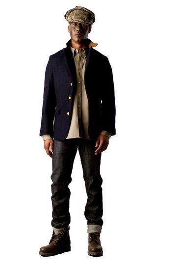 Марка Billionaire Boys Club опубликовала лукбук осенней коллекции одежды своей линейки Bee Line. Изображение № 20.