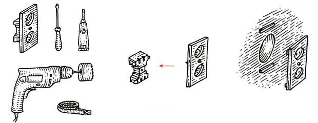 Совет: Как сделать тайник. Изображение № 4.