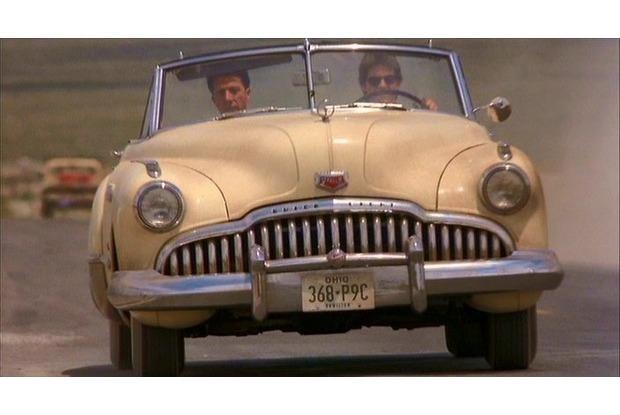 «Бьюик» 1949 года из фильма «Человек дождя» выставили на аукцион. Изображение № 8.