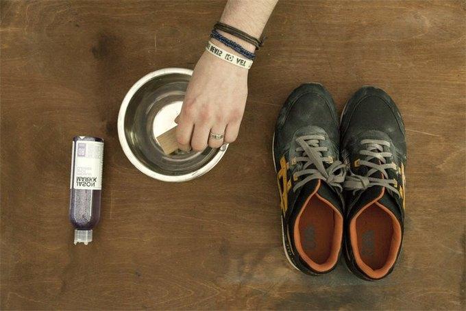 Совет: Как чистить кроссовки. Изображение № 4.