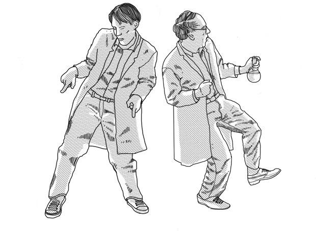 Ультимативный гид по мужским танцам. Изображение № 2.