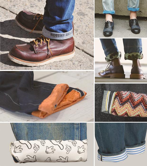 Кастет, краска и вышитые инициалы: Как кастомизировать любимую пару джинсов. Изображение № 4.