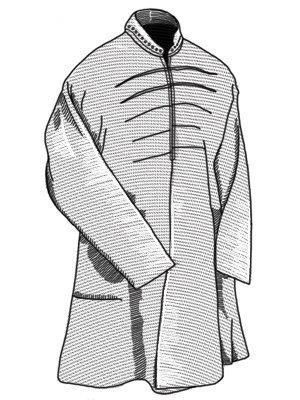 Славянский херитейдж: 13 предметов одежды, на возвращение которых мы уповаем. Изображение № 4.