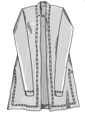 Славянский херитейдж: 13 предметов одежды, на возвращение которых мы уповаем. Изображение № 12.