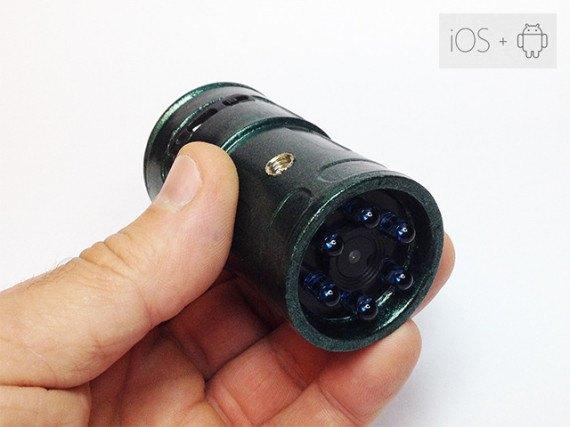 На Kickstarter начался сбор средств на прибор ночного видения для смартфонов. Изображение № 3.