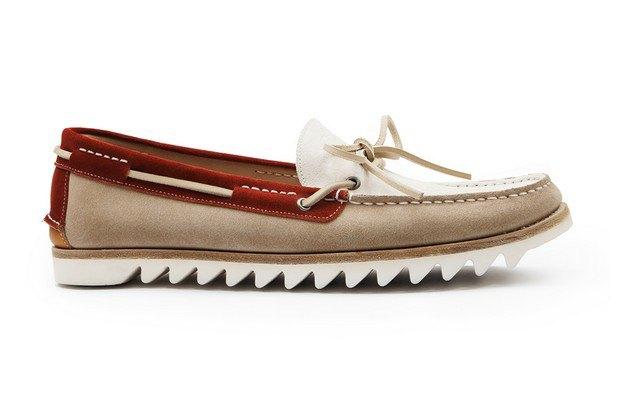 Французская марка Heschung выпустила весеннюю коллекцию обуви. Изображение № 12.