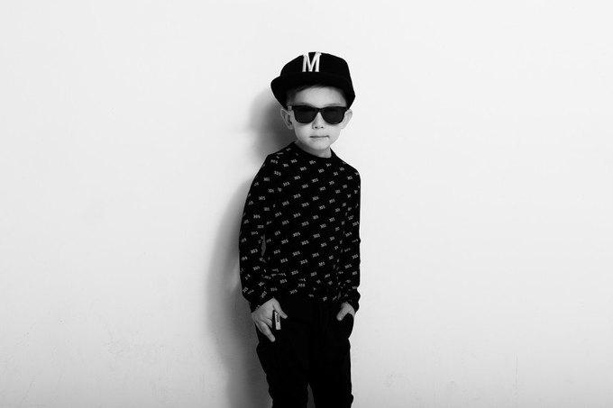 Бренд MADE Kids выпустил мрачную уличную одежду для детей . Изображение № 4.