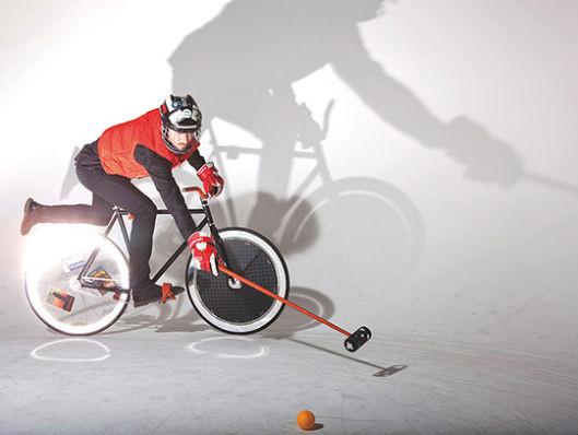 Набор Louis Vuitton для игры в поло на велосипеде. Изображение № 7.