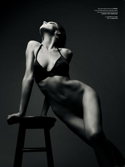 Фотограф Сольве Сундсбо снял 10 молодых моделей для журнала LOVE. Изображение № 7.